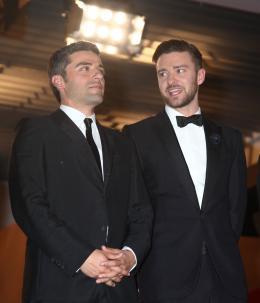 Justin Timberlake Pr�sentation de Inside Llewyn Davis - Cannes 2013 photo 9 sur 111