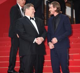 photo 39/40 - John Goodman et Garrett Hedlund - Présentation de Inside Llewyn Davis - Cannes 2013 - Inside Llewyn Davis - © Isabelle Vautier pour CommeAuCinema.com
