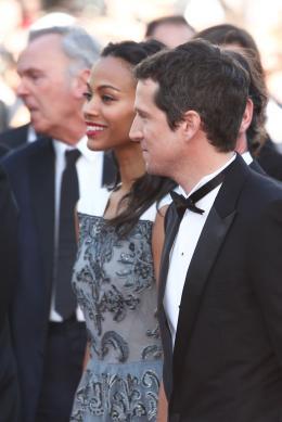 photo 59/97 - Zoe Saldana et Guillaume Canet - Présentation du film Blood Ties - Cannes 2013 - Blood Ties - © Isabelle Vautier pour CommeAuCinema.com