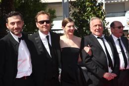 Xavier Beauvois Pr�sentation du film Un Ch�teau en Italie - Cannes 2013 photo 9 sur 55