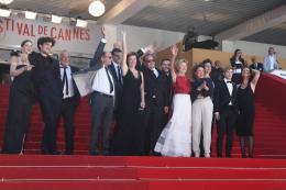 photo 12/50 - L'équipe du film Un Château en Italie - Présentation du film Un Château en Italie - Cannes 2013 - Un château en Italie - © Isabelle Vautier pour CommeAuCinema.com