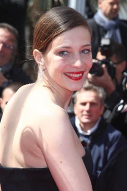 photo 26/50 - Céline Salette - Présentation du film Un Château en Italie - Cannes 2013 - Un château en Italie - © Isabelle Vautier pour CommeAuCinema.com