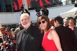 Brian De Palma Pr�sentation du film Un Ch�teau en Italie - Cannes 2013 photo 1 sur 31