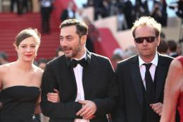 Xavier Beauvois Pr�sentation du film Un Ch�teau en Italie - Cannes 2013 photo 6 sur 55