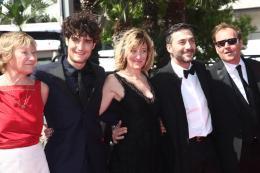 Xavier Beauvois Pr�sentation du film Un Ch�teau en Italie - Cannes 2013 photo 10 sur 55