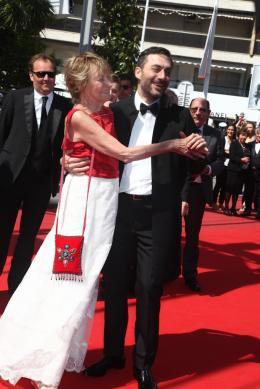 photo 14/50 - Marisa Boroni et Filippo Timi - Présentation du film Un Château en Italie - Cannes 2013 - Un château en Italie - © Isabelle Vautier pour CommeAuCinema.com