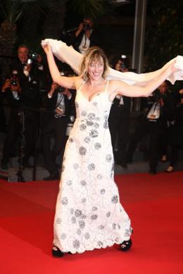 photo 32/50 - Valeria Bruni-Tedeschi - Présentation du film La Grande Bellezza - Cannes 2013 - Un château en Italie - © Isabelle Vautier pour CommeAuCinema.com