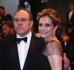 La Grande Bellezza Carlo Verdone et Isabella Ferrari - Présentation du film La Grande Bellezza - Cannes 2013 photo 9 sur 12