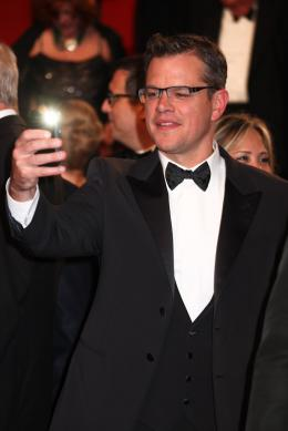 photo 34/43 - Matt Damon - Présentation du film Ma Vie avec Liberace - Cannes 2013 - Ma vie avec Liberace - © Isabelle Vautier pour CommeAuCinema.com