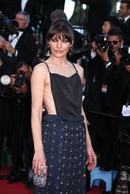 Milla Jovovich Présentation du film Ma Vie avec Liberace - Cannes 2013 photo 2 sur 95