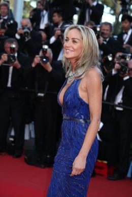 Sharon Stone Pr�sentation du film Ma Vie avec Liberace - Cannes 2013 photo 3 sur 88