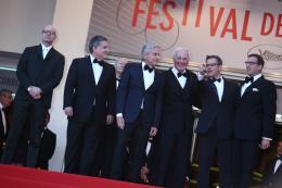 photo 38/43 - L'équipe du film Ma Vie Avec Liberace - Présentation du film Ma Vie avec Liberace - Cannes 2013 - Ma vie avec Liberace - © Isabelle Vautier pour CommeAuCinema.com