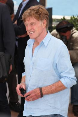photo 11/17 - Robert Redford - Photocall du film All is Lost - Cannes 2013 - All is lost - © Isabelle Vautier pour CommeAuCinema.com