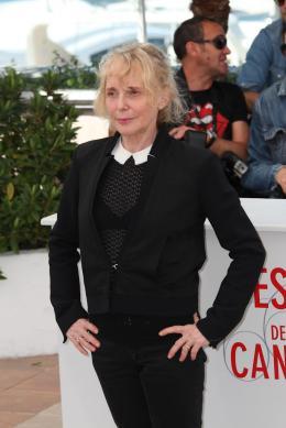 Claire Denis Photocall du film Les Salauds - Cannes 2013 photo 1 sur 21