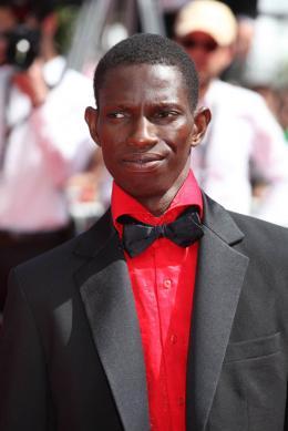 Souleymane Deme Présentation du film Grigris - Cannes 2013 photo 3 sur 10