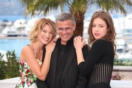 Abdellatif Kechiche Photocall du film La Vie D'Adèle - Cannes 2013 photo 10 sur 37