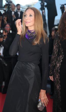 Opium Marisa Berenson - Présentation du film Nebraska - Cannes 2013 photo 4 sur 7