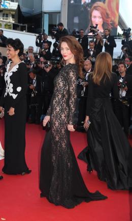 Opium Audrey Marnay - Présentation du film Nebraska - Cannes 2013 photo 6 sur 7