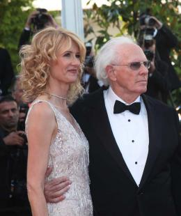 photo 18/25 - Laura Dern et Bruce Dern - Pr�sentation du film Nebraska - Cannes 2013 - Nebraska - © Isabelle Vautier pour CommeAuCinema.com