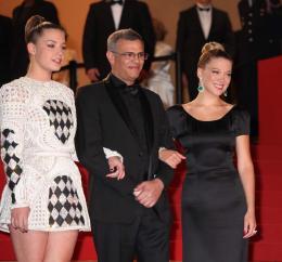 Abdellatif Kechiche Présentation du film La Vie d'Adèle - Cannes 2013 photo 9 sur 37