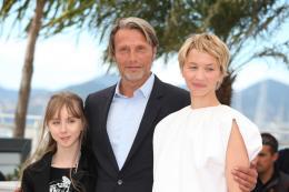 Mélusine Mayance Photocall du film Michael Kohlhaas - Cannes 2013 photo 2 sur 16
