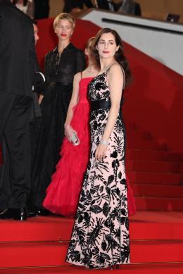 photo 33/36 - Amira Casar - Pr�sentation du film Michael Kohlhaas - Cannes 2013 - Michael Kohlhaas - © Isabelle Vautier pour CommeAuCinema.com