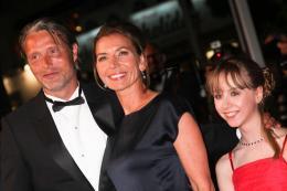 photo 26/36 - Mads Mikkelsen et Mélusine Mayance - Présentation du film Michael Kohlhaas - Cannes 2013 - Michael Kohlhaas - © Isabelle Vautier pour CommeAuCinema.com