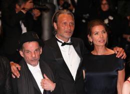 photo 29/36 - Denis Lavant et Mads Mikkelsen - Présentation du film Michael Kohlhaas - Cannes 2013 - Michael Kohlhaas - © Isabelle Vautier pour CommeAuCinema.com