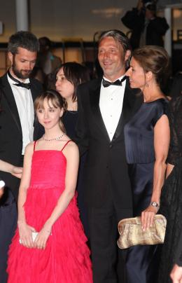 Mélusine Mayance Présentation du film Michael Kohlhaas - Cannes 2013 photo 6 sur 16