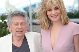 photo 26/48 - Roman Polanski et Emmanuelle Seigner - Photocall du film La Venus à la Fourrure - Cannes 2013 - La Venus à la fourrure - © Isabelle Vautier pour CommeAuCinema.com