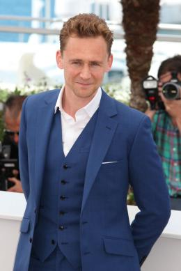 photo 22/42 - Tom Hiddleston - Photocall du film Only Lovers Left Alive - Cannes 2013 - Only Lovers Left Alive - © Isabelle Vautier pour CommeAuCinema.com