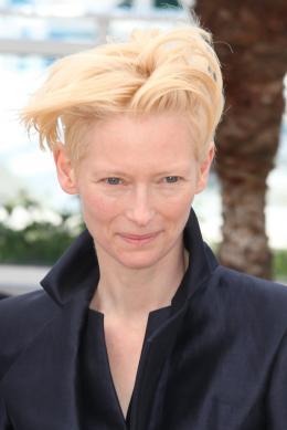 photo 18/42 - Tilda Swinton - Photocall du film Only Lovers Left Alive - Cannes 2013 - Only Lovers Left Alive - © Isabelle Vautier pour CommeAuCinema.com