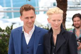 photo 21/42 - Tom Hiddleston et Tilda Swinton - Photocall du film Only Lovers Left Alive - Cannes 2013 - Only Lovers Left Alive - © Isabelle Vautier pour CommeAuCinema.com
