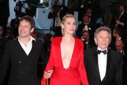 Emmanuelle Seigner Présentation du film La Venus à la Fourrure - Cannes 2013 photo 5 sur 95