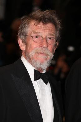 photo 37/42 - John Hurt - Présentation du film only Lovers Left Alive - Cannes 2013 - Only Lovers Left Alive - © Isabelle Vautier pour CommeAuCinema.com