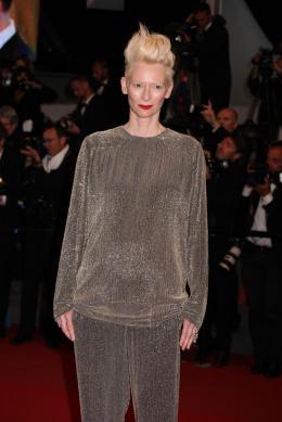 photo 34/42 - Tilda Swinton - Présentation du film only Lovers Left Alive - Cannes 2013 - Only Lovers Left Alive - © Isabelle Vautier pour CommeAuCinema.com