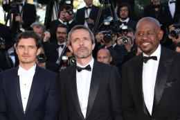 photo 33/36 - Orlando Bloom, Jérome Salle et Forest Whitaker - Clôture du Festival de Cannes 2013 - Zulu - © Isabelle Vautier pour CommeAuCinema.com