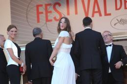 photo 33/45 - L�a Seydoux, Ad�le Exarchopoulos et Thierry Fr�maux - Cl�ture du Festival de Cannes 2013 - La Vie d'Ad�le - Chapitres 1 et 2 - © Isabelle Vautier pour CommeAuCinema.com