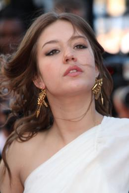 photo 35/45 - Ad�le Exarchopoulos - Cl�ture du Festival de Cannes 2013 - La Vie d'Ad�le - Chapitres 1 et 2 - © Isabelle Vautier pour CommeAuCinema.com