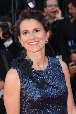 Aur�lie Filippetti Cl�ture du Festival de Cannes 2013 photo 1 sur 3