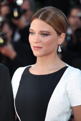 photo 36/45 - L�a Seydoux - Cl�ture du Festival de Cannes 2013 - La Vie d'Ad�le - Chapitres 1 et 2 - © Isabelle Vautier pour CommeAuCinema.com