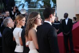photo 32/45 - L�a Seydoux et Ad�le Exarchopoulos - Cl�ture du Festival de Cannes 2013 - La Vie d'Ad�le - Chapitres 1 et 2 - © Isabelle Vautier pour CommeAuCinema.com