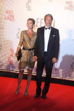 photo 36/36 - Mads Mikkelsen - Dîner de clôture du Festival de Cannes 2013 - Michael Kohlhaas - © Isabelle Vautier pour CommeAuCinema.com