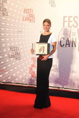 photo 45/45 - L�a Seydoux - D�ner de cl�ture du Festival de Cannes 2013 - La Vie d'Ad�le - Chapitres 1 et 2 - © Isabelle Vautier pour CommeAuCinema.com