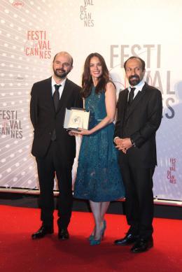 Asghar Farhadi D�ner de cl�ture du Festival de Cannes 2013 photo 3 sur 12