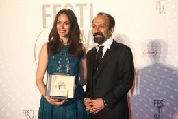 Asghar Farhadi D�ner de cl�ture du Festival de Cannes 2013 photo 2 sur 12