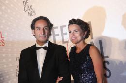 Alexandre Desplat Dîner de clôture du Festival de Cannes 2013 photo 2 sur 26