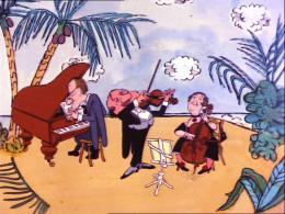 photo 1/1 - L'orchestre du Palm Court