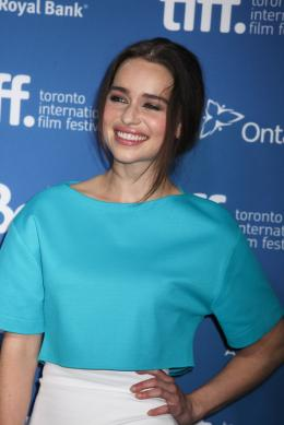 photo 19/24 - Emilia Clarke - Présentation du film Dom Hemingway - Toronto 2013 - Dom Hemingway - © Isabelle Vautier pour CommeAuCinema.com