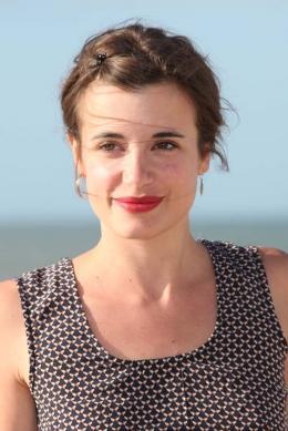 Camille Claris 27ème Festival du Film Romantique de Cabourg 2013 photo 1 sur 4